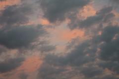 Colores en el cielo/Colours in the sky ( fOto) Tags: sky cloud clouds atardecer cielo nubes nube claudiocigliutti