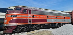 Rock Island E8 (MasonPH productions) Tags: railroad diesel railway trains streamlined freight rockislandrailway midamericacarworks