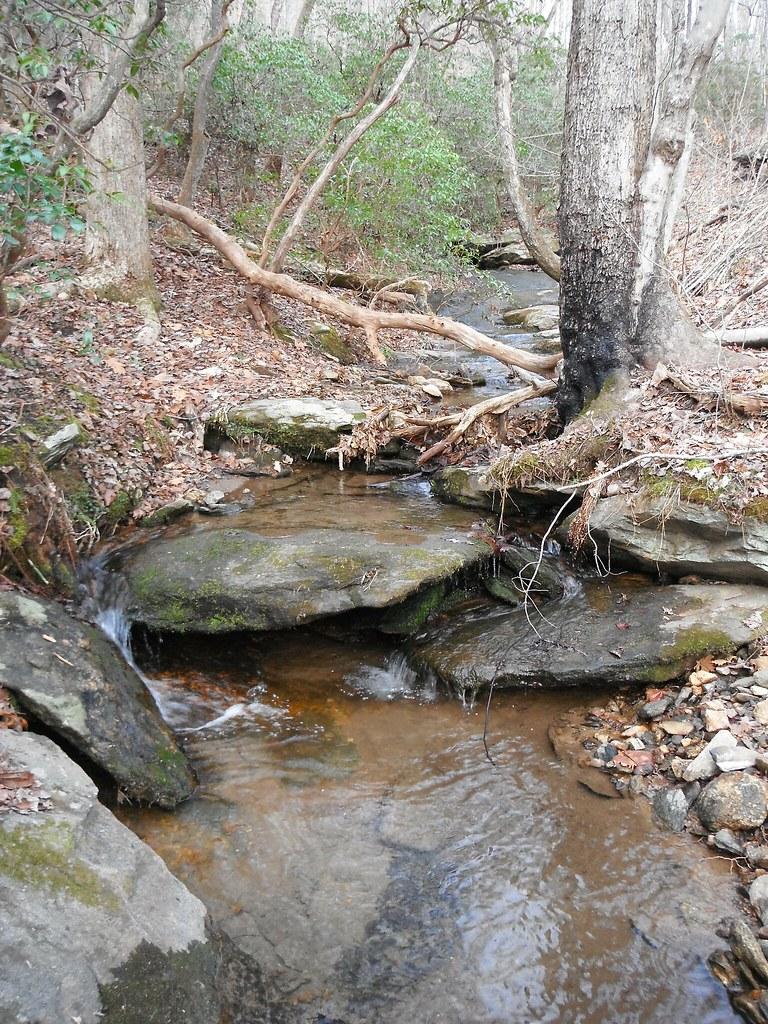 Existing Creek