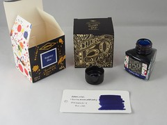 Diamine 150th Anniversary Regency Blue