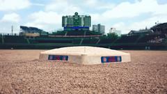 Cubs 1st base (UlisesBedia) Tags: baseball first cubs wrigleyfield base ulises bedia
