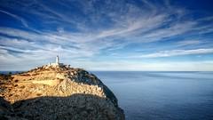 Lighthouse on Cap Formentor
