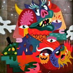 Bué the Warrior & Oli-B (Ferdinand 'Ferre' Feys) Tags: instagram gent belgium streetart graffiti graff graffitiart bue bué buéthewarrior olib artdelarue urbanart belgique belgië ghent gand urbanarte arteurbano ferdinandfeys