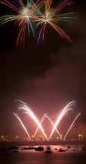 Pirotecnia Astondoa (josi unanue) Tags: summer spain fireworks fiestas verano sansebastian esp euskadi basquecountry astenagusia unanue paysbasque festejos herrira pirotecniaastondoa