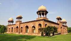 Tomb of Jodha Bai or Mariam Zamani (mala singh) Tags: india history architecture tomb agra sikandra mughal empressjodhabai