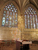 Wells Cathedral - light plays on stone (pefkosmad) Tags: uk windows light england architecture reflections worship cathedral interior religion gothic chapel wells somerset wellscathedral medieval altar holy caustics middleages hallowedground ladychapel
