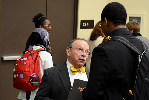University students discuss race relations