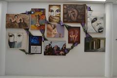Exposición colectiva de asociaciones de artes plásticas MUJER