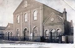 "Primitive Methodist Chapel, Cross Street • <a style=""font-size:0.8em;"" href=""http://www.flickr.com/photos/124804883@N07/16939096921/"" target=""_blank"">View on Flickr</a>"