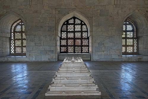 Le tombeau de Hoshang Shah (Mandu, Inde)