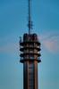 Zendmast Haren (ragingr2) Tags: blue sunset sky building tower broadcast architecture toren dusk brabant hdr noordbrabant haren oss zendmast broadcasttower