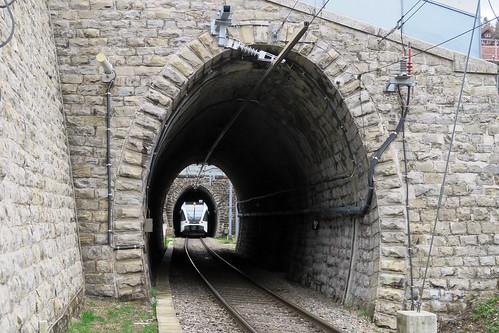 Lichtensteig - Wasserfluh Tunnel