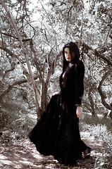 Raiven (ibehzad) Tags: portrait beauty losangeles model nikon noir photoshoot gothic fantasy hollywood noire d7000