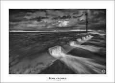 Pool Closed (John_Armytage) Tags: storm pool rain weather newcastle surf nsw tidalpool bigwave bigsurf stormcell oceanbaths newcastleoceanbaths johnarmytage sonya7r sonyfe1635mmf4zaoss
