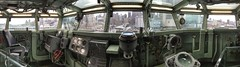 USS Intrepid 17-4-2015 (Enda Burke) Tags: nyc newyorkcity travel bridge sea vacation usa holiday newyork water museum america us war holidays ship pano navy panoramic deck captain ww2 intrepid hudson enterprise combat uss carrier warship ussintrepid
