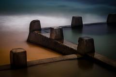 Coogee Baths (ronan.kohn) Tags: sea seascape pool sunrise sydney australia