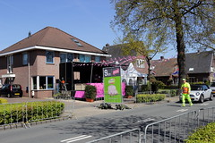 Giro d'Italia Apeldoorn 2016 (wrblokzijl) Tags: pink netherlands bike bicycle italia stage may nederland ciclismo giro apeldoorn roze timetrial gelderland prologue partenza 2016 giroditalia proloog 6may granddepart 6mei ciclismosustrada giro2016