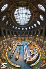 Richelieu (A.G. Photographe) Tags: paris france french nikon europe fisheye ag capitale nikkor bibliothque 16mm franais parisian anto richelieu xiii parisien autopano d810 antoxiii agphotographe