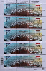 Gottardo 2016 (michaelgoll777) Tags: stamps briefmarke timbres francobolli