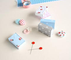 diy match box (journeyofmyhands) Tags: diy colorful box enjoy matchbox diyprojects