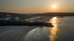 DJI_0018 (Mick9129) Tags: morning ireland sea wild west beach sunrise way dawn early sand waves cork peaceful calm aerial atlantic shore ie inspire gentle inchydoney drone