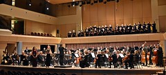 The Albuquerque Philharmonic Orchestra (Jo-Cooler Than Usual Summer...Yay!!!!!) Tags: amazing women opera dynamic singers fabulous mezzosoprano soprano albuquerquenm gustavmahler symphonyno2 hannahstephens albuquerquephilharmonicorchestra andreakiesling thealbuquerquecivicchoir