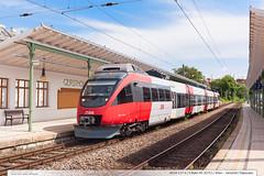 4024 137-4 | S-Bahn 45 20751 | Wien  Gersthof | Rakousko (jirka.zapalka) Tags: wien train austria town spring sbahn railstation gersthof obb stanice rada4024obb