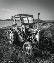 Tractor Coupe (woody9381) Tags: scotland loch ewe