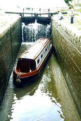 Slide 060-63 (Steve Guess) Tags: uk bridge england canal lock pegasus derbyshire trent gb mersey derbys
