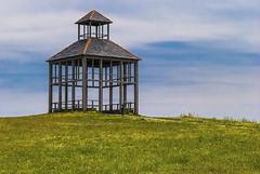 Mirador (Oscar F. Hevia) Tags: espaa spain lookout galicia lugo mirador atalaya watchtower ribadeo observationpost islapancha