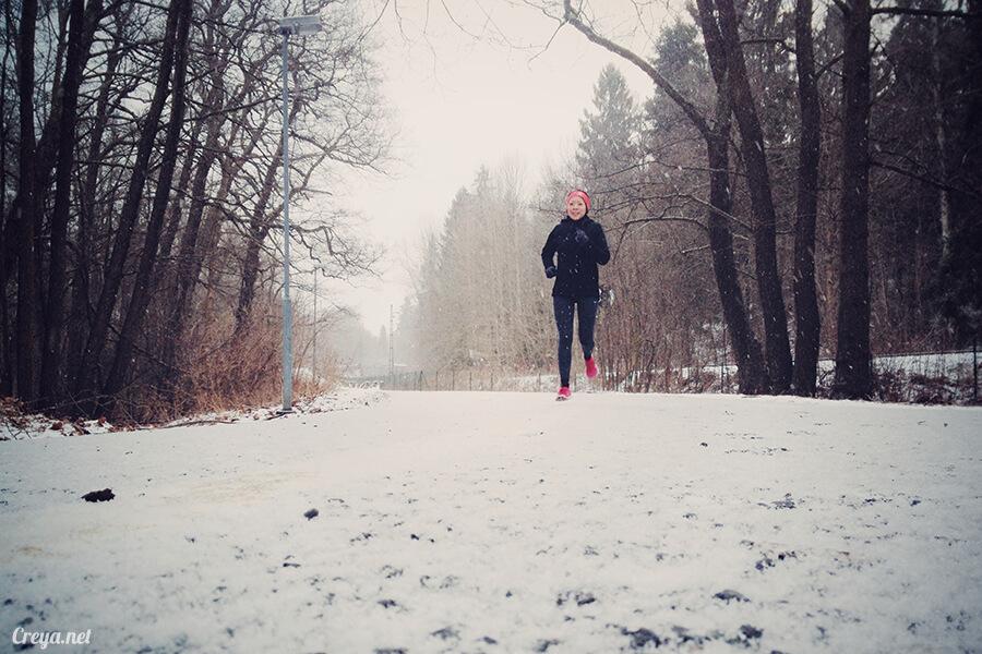 2016.06.23 ▐ 看我歐行腿 ▐ 謝謝沒有放棄的自己,讓我用跑步遇見斯德哥爾摩的城市森林秘境 16