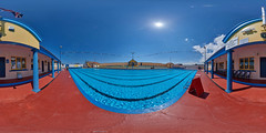 Stonehaven Open Air Pool Photosphere 26-06-2016 (G Davidson) Tags: uk swimming scotland aberdeenshire heated stonehaven 2016 outdoorpool openairpool