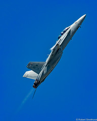 To infinity, and beyond! (Robert Streithorst) Tags: fighter warplane daytonairshow2016 robertstreithorst navy usa f18