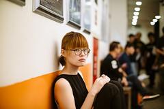 Ricci (Randy Wei) Tags: portrait music girl musicians concert tour indoor speedmaster zhongyi  mitakon