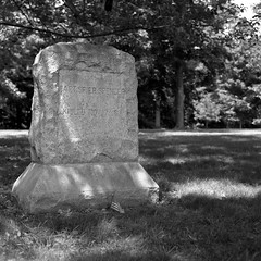 Project:1812 - The Battle of Tippecanoe (.:Axle:.) Tags: bw slr history 120 6x6 film mediumformat blackwhite war stock indiana battle hasselblad conflict ilford fp4 skirmish warof1812 asa100 americanhistory battleground williamhenryharrison in ilfordfp4 d23 prophetstown filmphotography 1811 battleoftippecanoe theprophet filmisnotdead hasselblad500c photostock epsonv700 techumseh filmisalive carlzeissplanar80mm128 photographersformulary prophetstownstatepark pentaxspotmeterv northwestindianwars believeinfilm adobephotoshopcc photostock2016 developer23 indianconfederation