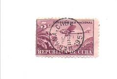 Stamps Cuba 1951 (hytam2) Tags: post mail stamps stamp postage republicadecuba correoaerointernacional