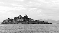 (Lars C. Hikari) Tags: world heritage island site unesco battleship nagasaki hashima gunkanjima