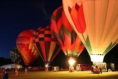 IMG_1884 (thehachland) Tags: moon balloons fire fairgrounds glow balloon hotairballoon hotairballoons balloonfestival saratogacounty