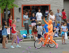 Orange Theory Fitness (PPWIII) Tags: grandrapids eastgrandrapids egr parade july 4th wealthy gaslight village independence orange theory fitness