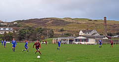 Perranporth 1, Penryn Athletic 7, Trelawny League Division 1, January 2016 (darren.luke) Tags: landscape football cornwall fc grassroots cornish penryn perranporth nonleague