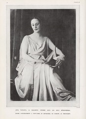 1921-12-15. (Vogue) Anna Pavlova (Library ABB 2013) Tags: ballet france vogue bnf pavlova 1921 bibliothquenationaledefrance gallica historyofballet