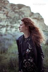 Alicia (byfer / Fernando Ocaa) Tags: madrid portrait woman girl beauty retrato redhair pelirroja