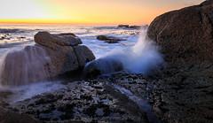 gentle splash (WITHIN the FRAME Photography(4 Million views tha) Tags: ocean longexposure seascape waterfall lowlight capetown boulders coastal eos6d 1635mmlens