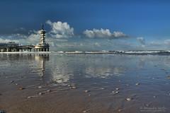 Am Meer (2) (Spinnerelschen) Tags: holland strand meer