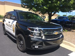 Noblesville Police 2015 Chevy Tahoe (Law_Enforcements) Tags: new cars car cops tahoe police indiana chevy brand ppv noblesville 2015 indianapolicecars