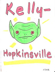 Goblin (Andy Finkle Art) Tags: kentucky goblin gremlin cryptozoology cryptid