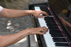 Dmitry Horbach Pianist (manni0656) Tags: weimar piano minsk dmitry streetmusik horbach