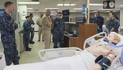 160628-N-SX983-296 (U.S. Pacific Fleet) Tags: philippines navy usn legazpi jointtraining jointoperations usnsmercy usnsmercytah19 pacificpartnership pp16 partnershipsmatter pacificpartnership16