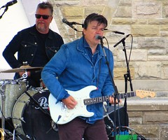 The Blow Monkeys, The Amphitheatre, South Shields - 25th June 2016 (pab2000) Tags: summer music festival concert live south gig amphitheatre blow monkeys tyneside shields the