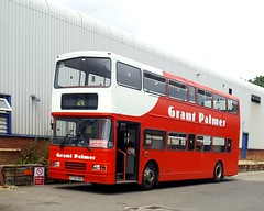 Soon to be gone (MCW2598) Tags: grantpalmer volvoolympian p720gnd p720 gnd alexander stagecoach 24 flitwick